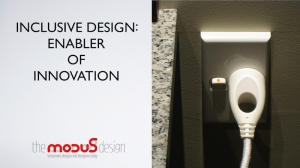 Inclusive Design - Enabler of Innovation