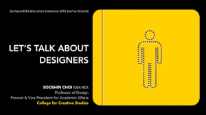 Let's Talk About... Designers