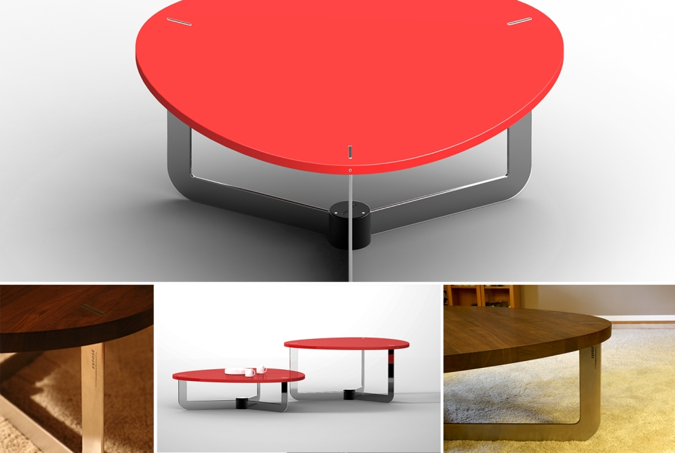 Surecco table collage