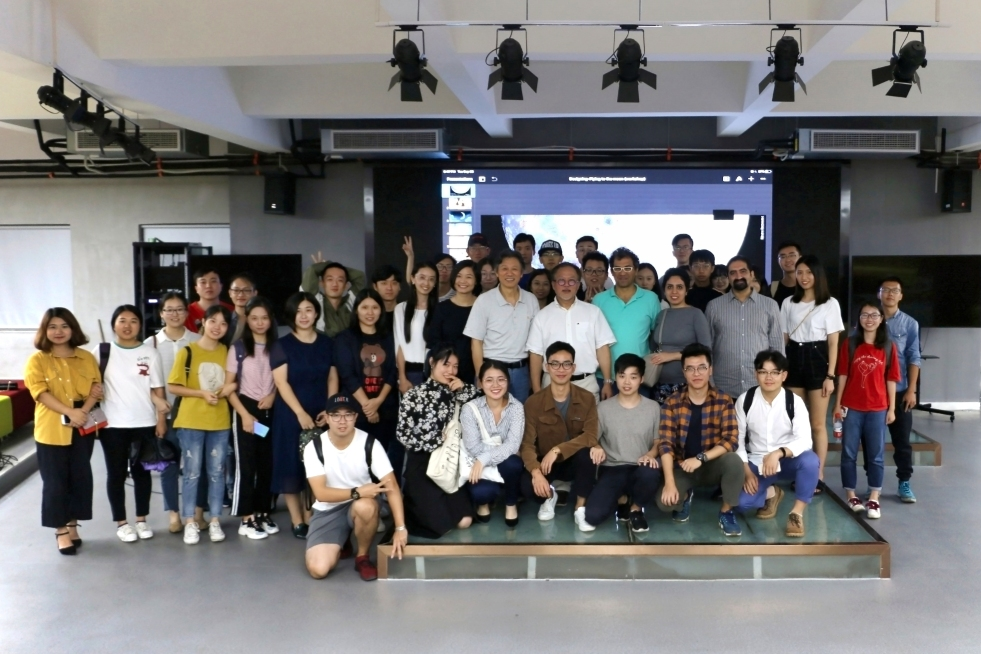 180925 Hunan U 153 Lecture